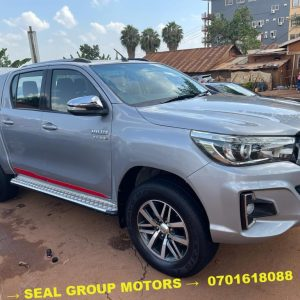 2019 Toyota Hilux Double Cabin Pickup at the best price for sale in Kampala - Uganda