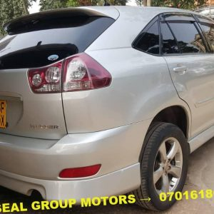 2007 Toyota Harrier for Sale at a cheap price in Kampala, Uganda - Seal Group Motors