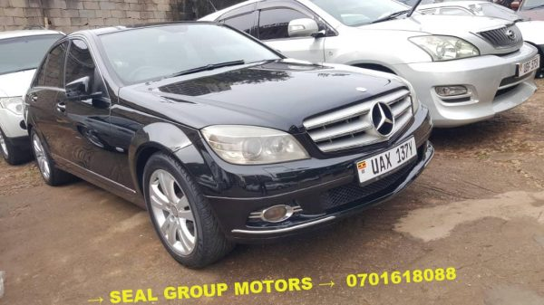 2014 Mercedes Benz priced cheaply on sale at Seal Group Motors in Kampala, Uganda Price 40 million shillings