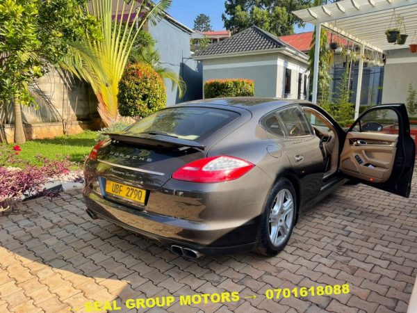 2015 Porsche Panamera 4 for sale in Kampala - Uganda at cheaper prices on Seal Group Motors
