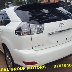2007 Toyota Harrier at great price for sale in Kampala City - Uganda