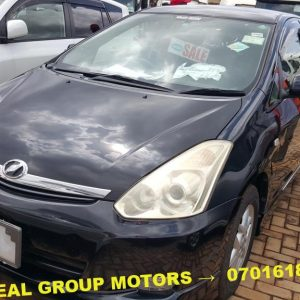 Used 2008 Toyota Wish Car for sale in Kampala, Uganda at cheaper prices - Seal Group Motors
