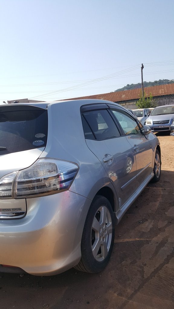 2011 Toyota Blade for sale at cheaper prices in Kampala - Uganda