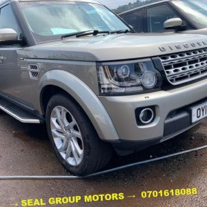 2013 Land Rover Discovery 4 for sale in Kampala - Uganda